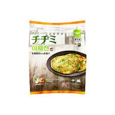 野菜たっぷりチヂミ 268円(税抜)