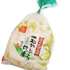 玉かぶら切漬 158円(税抜)