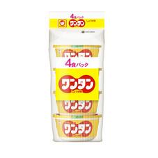 マルちゃん マメワンタン 287円(税抜)