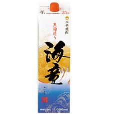 海童 25度乙 1,297円(税抜)