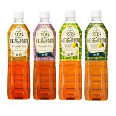 紅茶の時間 各種 87円(税抜)