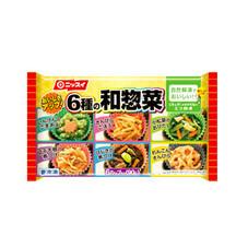 6種の和惣菜 157円(税抜)