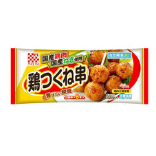 国産鶏つくね串 147円(税抜)