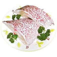 養殖鯛切身 580円(税抜)