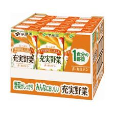 充実野菜緑黄色野菜ミックス 597円(税抜)