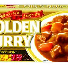 ゴールデンカレー 138円(税抜)