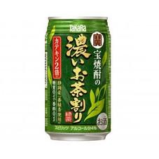 宝濃いお茶割カテキン2倍 97円(税抜)