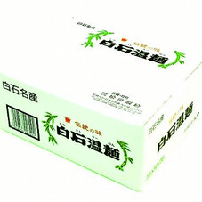白石温麺 598円(税抜)
