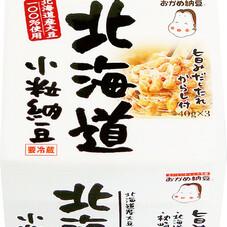 北海道小粒納豆 108円(税抜)