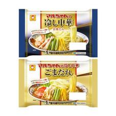 マルちゃん冷し中華 157円(税抜)