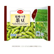 塩味つき茶豆 178円(税抜)