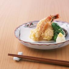 季節の天ぷら盛り合わせ 499円(税抜)