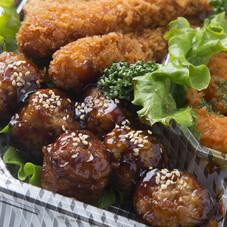 舞茸と豆腐のふんわり天 258円(税抜)