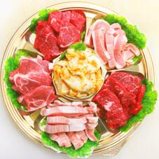 焼肉バラエティーセット 999円(税抜)