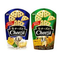 生チーズのチーザ各種 137円(税抜)