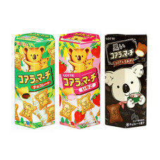 コアラのマーチ各種 77円(税抜)