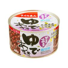ゆであずき 189円(税抜)