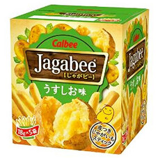じゃがビ- うす塩味 168円(税抜)