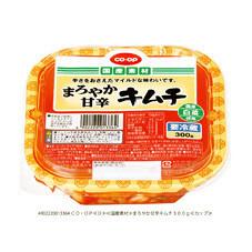まろやか甘辛キムチ 158円(税抜)