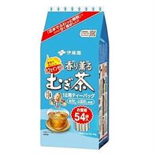 香り薫る麦茶ティーバッグ 158円(税抜)