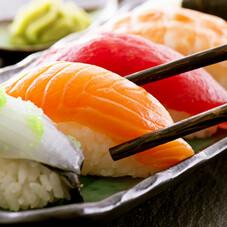握り寿司18貫盛合せ 970円(税抜)