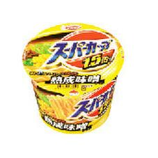 スーパーカップ1.5倍 熟成味噌 88円(税抜)