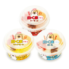 白くまデザート 97円(税抜)