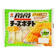 パリパリポテトWチーズ 118円(税抜)