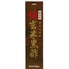 純玄米黒酢 298円(税抜)
