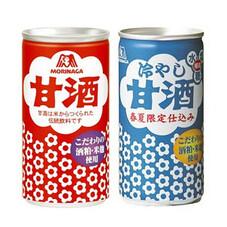 甘酒ドリンク・冷し甘酒 77円(税抜)