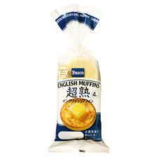 超熟イングリッシュマフィン 127円(税抜)