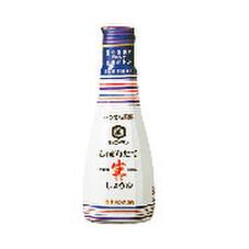 いつでも新鮮 しぼりたて本醸造生しょうゆ 168円(税抜)
