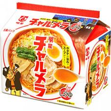 チャルメラしょうゆラーメン 198円(税抜)