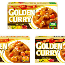 ゴールデンカレー 128円(税抜)