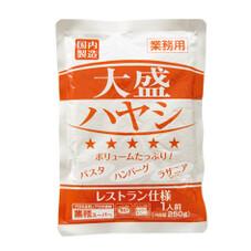 大盛りハヤシ 298円(税抜)