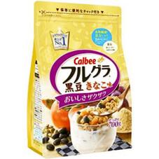 フルグラ黒豆きなこ味 598円(税抜)