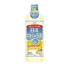 キャノーラ油 195円(税抜)