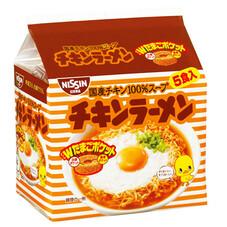チキンラーメン 278円(税抜)