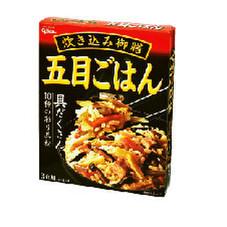 炊き込み御膳 五目ごはん 258円(税抜)