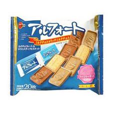 アルフォート 227円(税抜)