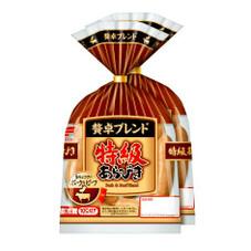 特級あらびきポーク&ビーフウインナー 237円(税抜)