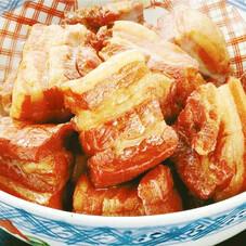豚の角煮 498円(税抜)