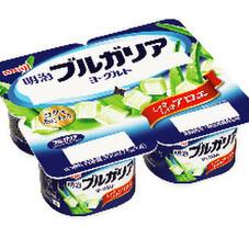 ブルガリアヨーグルトしゃきしゃきアロエ 148円(税抜)