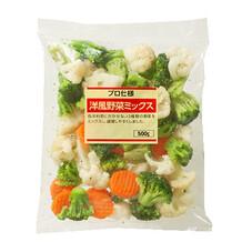 洋風野菜ミックス 178円(税抜)