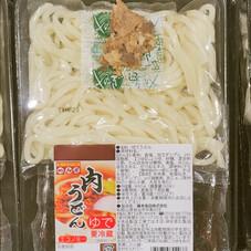 肉うどん 77円(税抜)