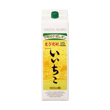 いいちこ25度乙麦パック 1,367円(税抜)