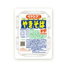 ペヤングソースやきそば 107円(税抜)