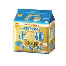 正麺 旨塩味 288円(税抜)