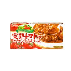 完熟トマトのハヤシライスソース 187円(税抜)