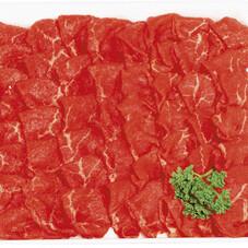 牛すき焼き用(もも肉又は肩肉) 980円(税抜)